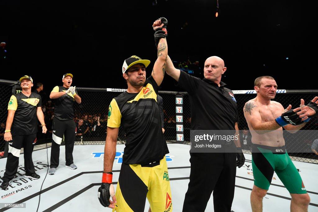 UFC Fight Night: Pantoja v Seery : News Photo