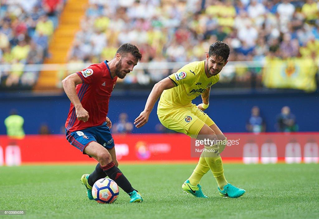 Villarreal CF v CD Osasuna - La Liga