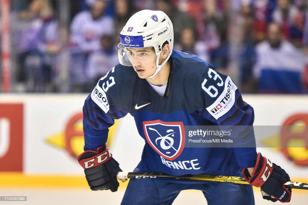 France v Slovakia: Group A - 2019 IIHF Ice Hockey World Championship Slovakia : News Photo