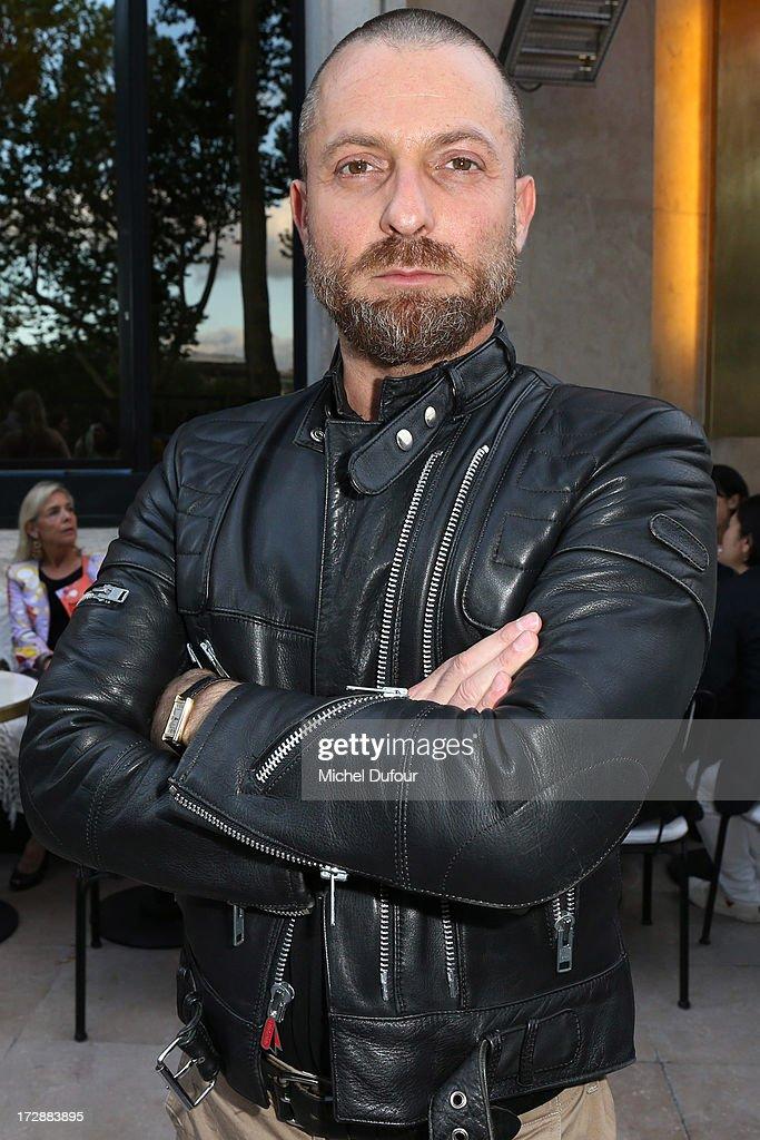 Alexandre Vauthier attends the Chambre Syndicale de la Haute Couture cocktail party at Palais De Tokyo on July 4, 2013 in Paris, France.