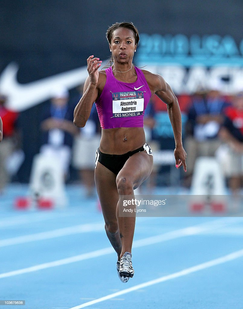 2010 USA Outdoor Track & Field Championships : News Photo