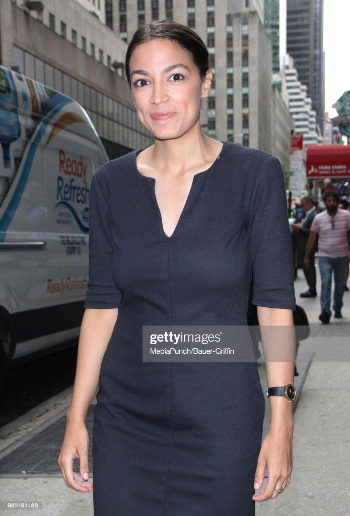 Celebrity Sightings in New York City - June 27, 2018