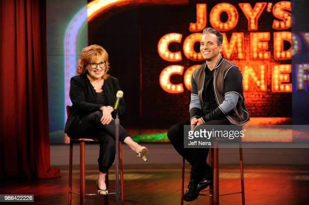 THE VIEW Alexandria OcasioCortez visits 'THE VIEW' airing Friday June 29 2018 The View airs Monday Friday airing on the ABC Television Network...