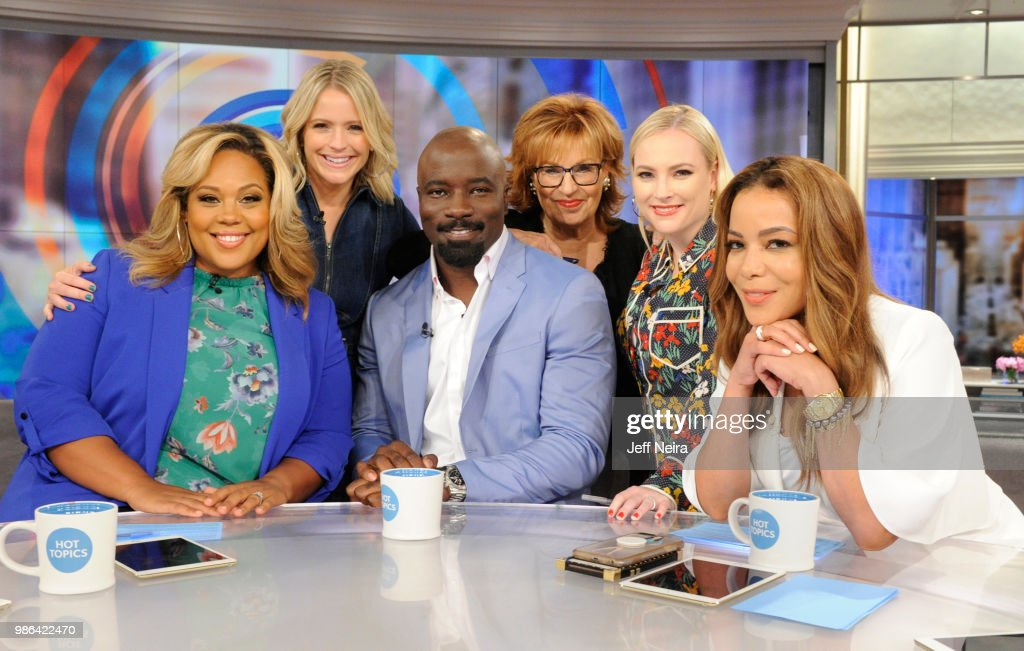 THE VIEW - Alexandria Ocasio-Cortez visits 'THE VIEW' airing Friday, June 29, 2018. The View airs Monday - Friday (11:00 a.m. - 12:00 noon, ET) airing on the ABC Television Network. HOSTIN