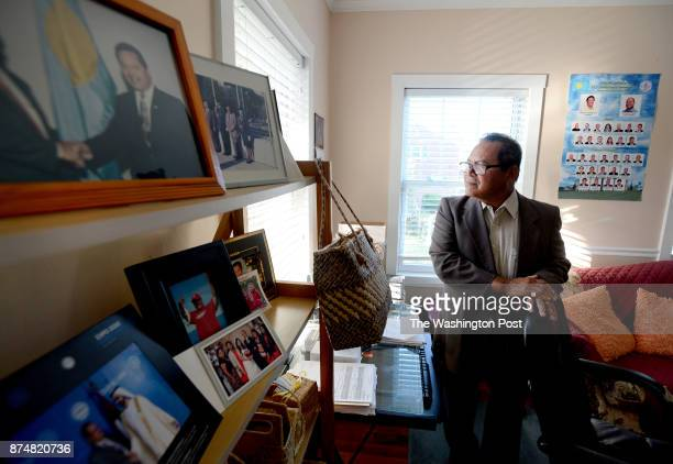 Alexandria VA 102717 Hersey Kyota who is the Ambassador of the Republic of Palau is the longest serving ambassador in DC The Palau embassy operation...