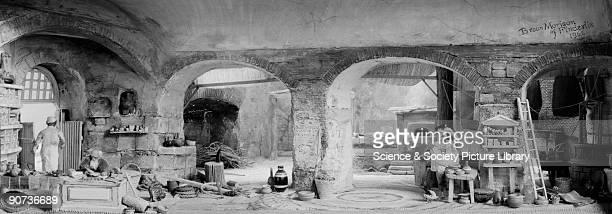 Alexandrian chemical workshop c 1st century AD Alexandrian chemical workshop c 1st century AD