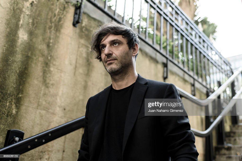 Alexandros Avranas poses for a portrait session during 65th San Sebastian Film Festival on September 26, 2017 in San Sebastian, Spain.