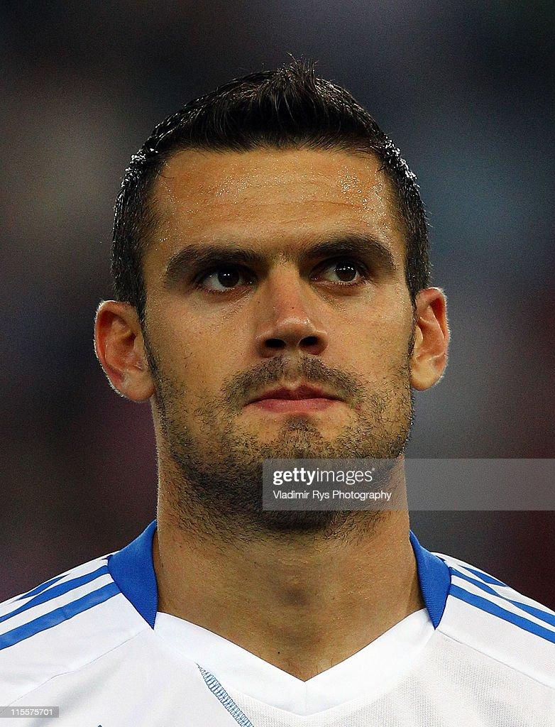 Euro 2012 - Greece Headshots
