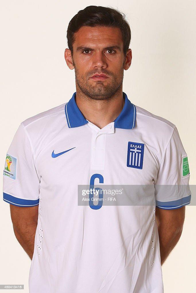 Greece Portraits - 2014 FIFA World Cup Brazil