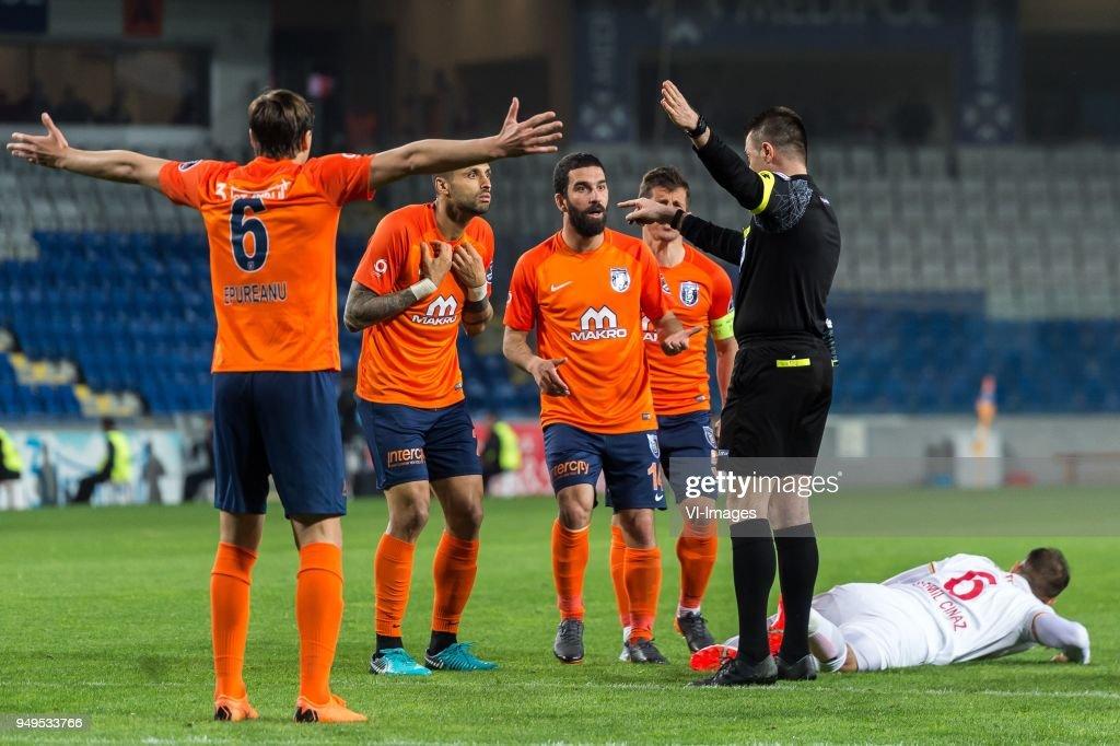 Medipol Basaksehir FK v Kayserispor - Turkish Liga