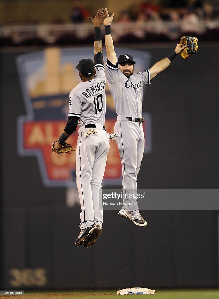 Chicago White Sox v Minnesota Twins : News Photo