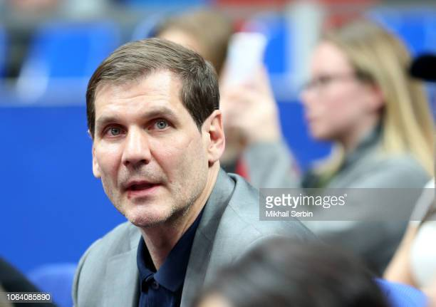 Alexei Yashin is a Russian former professional ice hockey centre who played twelve seasons in the National Hockey League for the Ottawa Senators and...