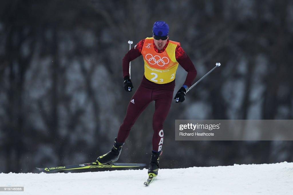 PyeongChang 2018 Winter Olympics - Day 9