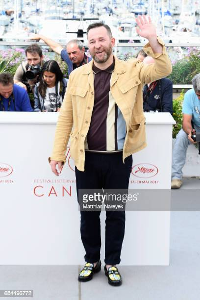 Alexey Rozin attends the Loveless photocall during the 70th annual Cannes Film Festival at Palais des Festivals on May 18 2017 in Cannes France