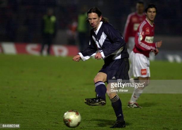 Alexey SMERTIN - - Creteil Lusitanos / Bordeaux - Coupe de France 2002, Photo : Dave Winter / Icon Sport
