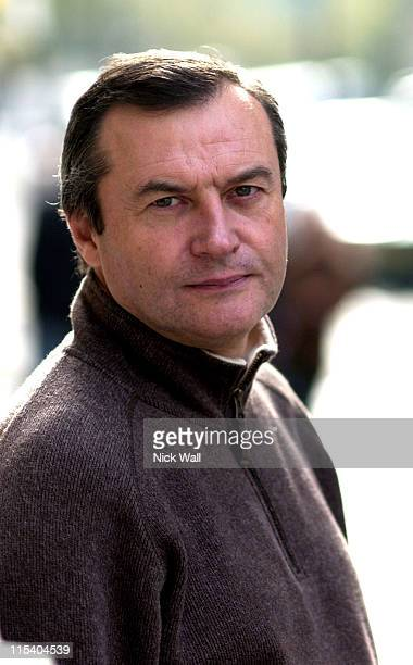 "Alexey Uchitel during The Times BFI 49th London Film Festival - ""Dreaming of Space"" at Sofitel in London, Great Britain."