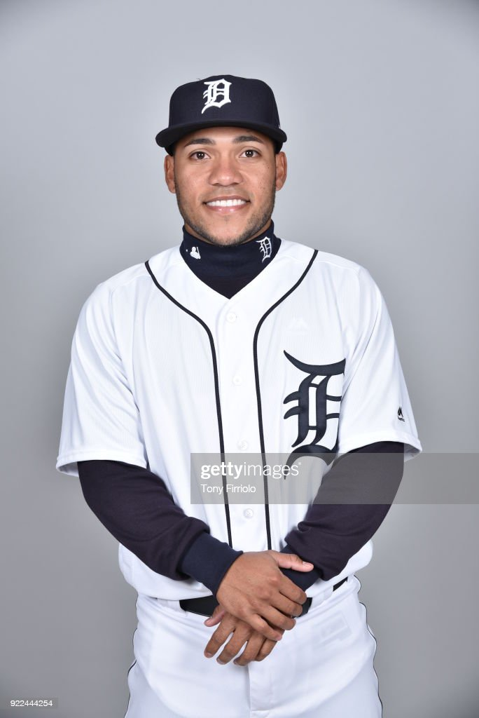 2018 Detroit Tigers Photo Day : News Photo