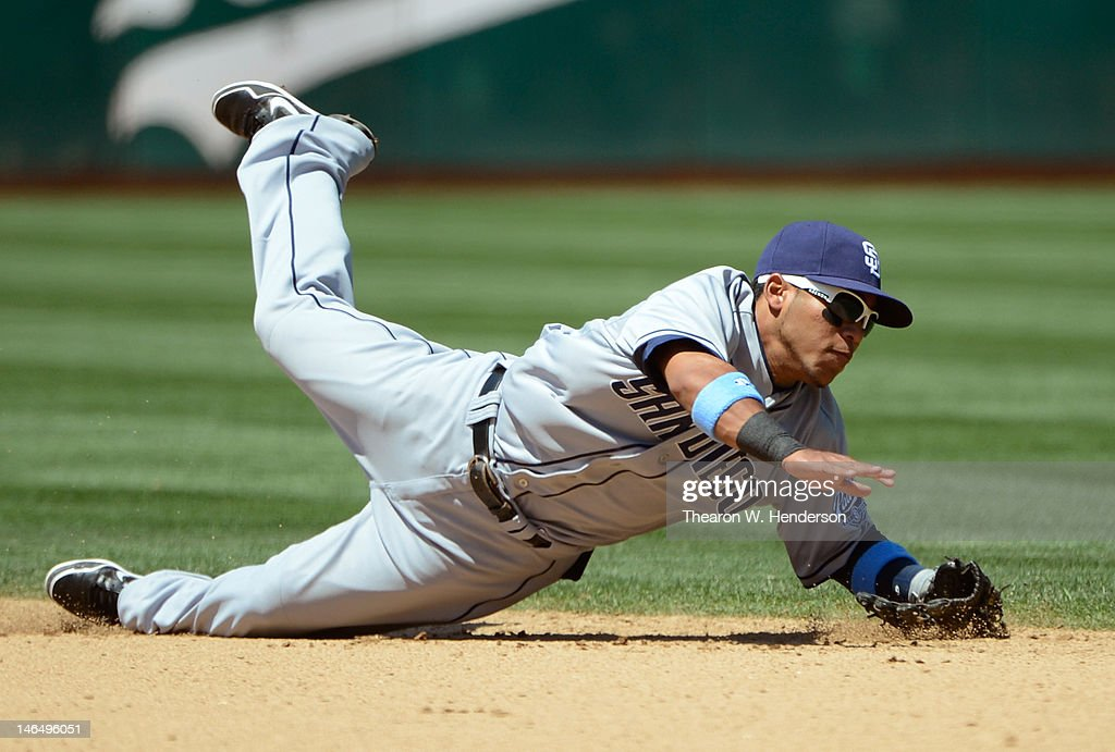 San Diego Padres v Oakland Athletics : News Photo