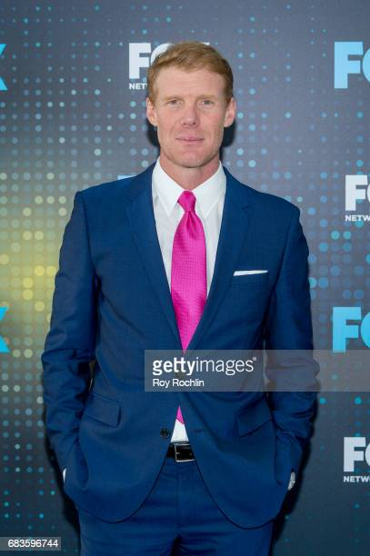Alexi Lalas attends the 2017 FOX Upfront at Wollman Rink Central Park on May 15 2017 in New York City