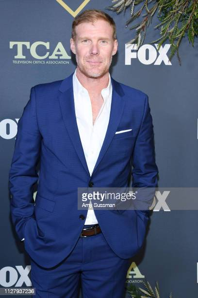 Alexi Lalas attends the Fox Winter TCA at The Fig House on February 06 2019 in Los Angeles California