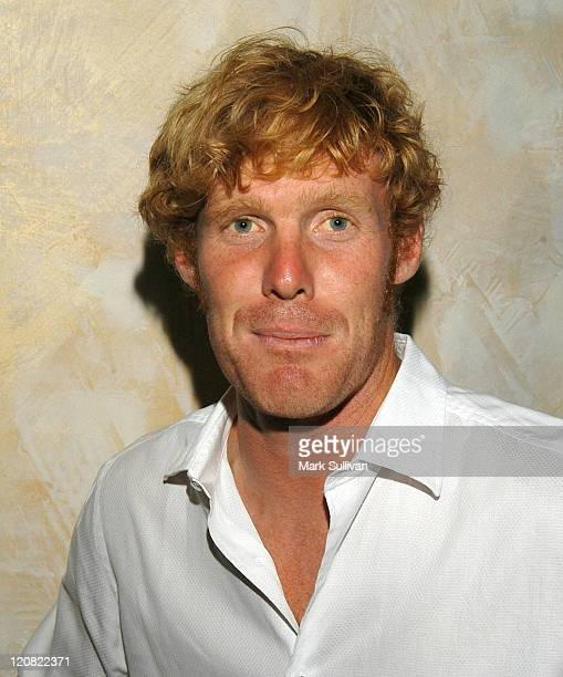 Alexi Lalas during Grand Opening of Amalfi Ristorante at Amalfi Ristorante in Los Angeles California United States
