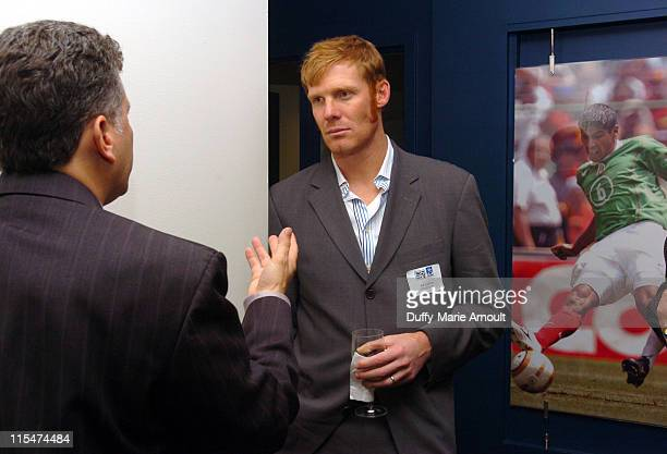 Alexi Lalas President and General Manager of MetroStars