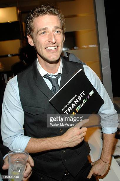 Alexi Lubomirski attends A MILK GALLERY PROJECT Presents TRANSIT by ALEXI LUBOMIRSKI at Milk Gallery on October 21 2008 in New York City