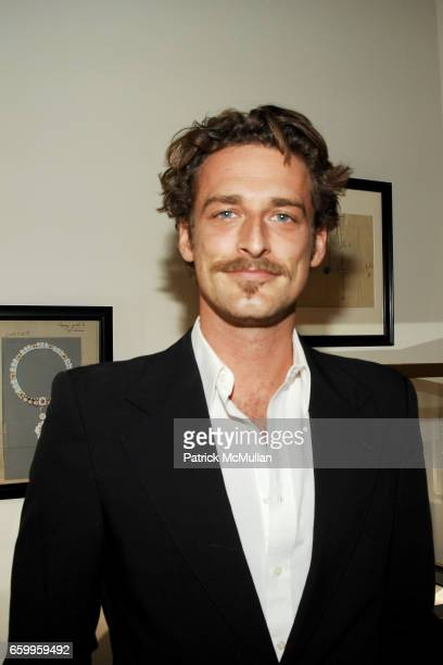 Alexi Lubomirski attends CARTIER HARPERS BAZAAR celebrate Cartier's 100th Anniversary in America Hosted By Glenda Bailey and Frederic De Narp at The...