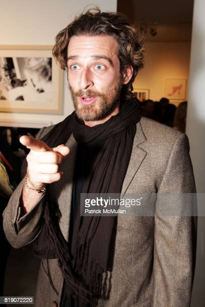 Alexi Lubomirski attends FOTORELIEF and A Milk Gallery Project organizes A Picture Saves A Thousand Lives at Milk Gallery on March 18 2010 in New York