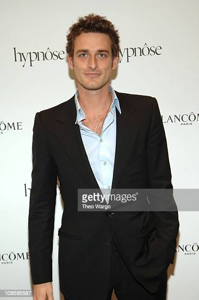 Alexi Lubomirski during Lancome Hosts HYPNOSE Fragrance Launch to Benefit Studio In A School at The Hotel on Rivington Penthouse in New York City New...