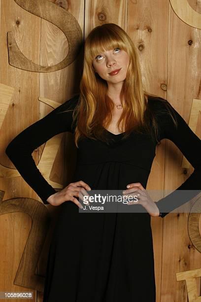 "Alexi Wasser during 2006 Sundance Film Festival - ""Art School Confidential"" Portraits at HP Portrait Studio in Park City, Utah, United States."