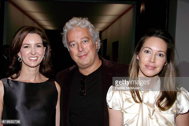 Alexia Hamm Ryan Aby Rosen and Samantha Boardman Rosen attend The Society of Memorial SloanKettering Cancer Center's 20th Annual Preview Party for...