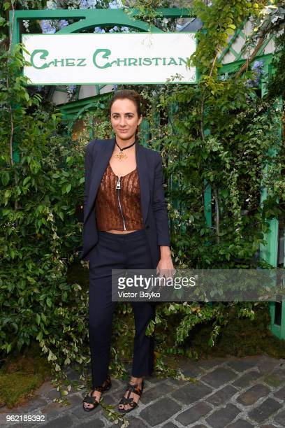 Alexia Niedzelski attends the Welcome Dinner of the Christian Dior Couture S/S 2019 Cruise Collection on May 24 2018 in Paris France