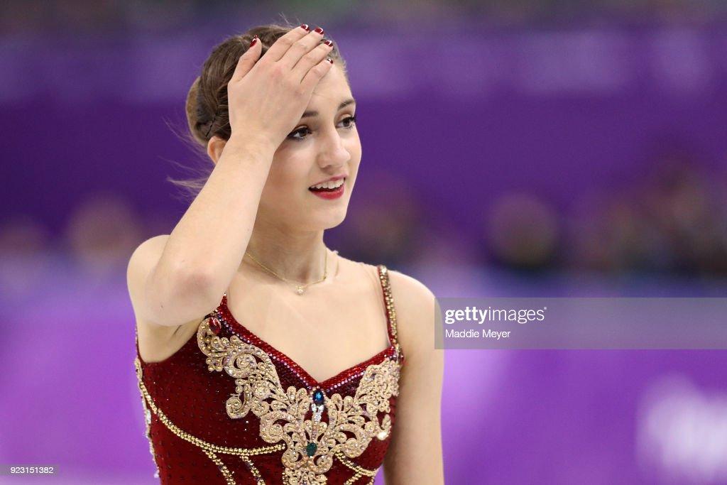 Figure Skating - Winter Olympics Day 14
