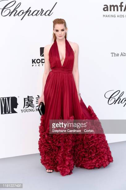 Alexina Graham attends the amfAR Cannes Gala 2019>> at Hotel du CapEdenRoc on May 23 2019 in Cap d'Antibes France