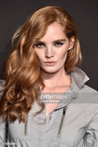 Alexina Graham attends the DKNY 30th Anniversary party at ST Ann's Warehouse on September 09 2019 in New York City