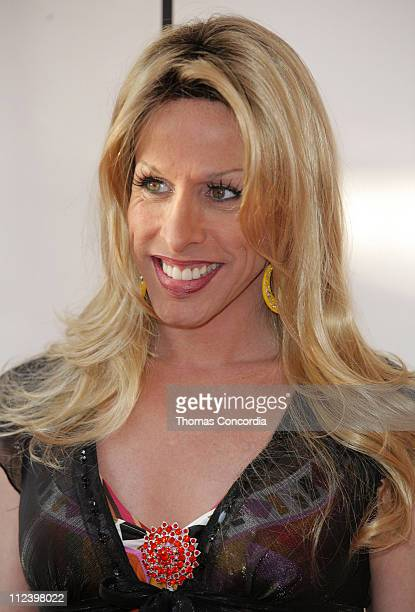 Alexis Arquette during 6th Annual Tribeca Film Festival 'Alexis Arquette She's My Brother' Premiere at Clearview Chelsea West in New York City Nwe...