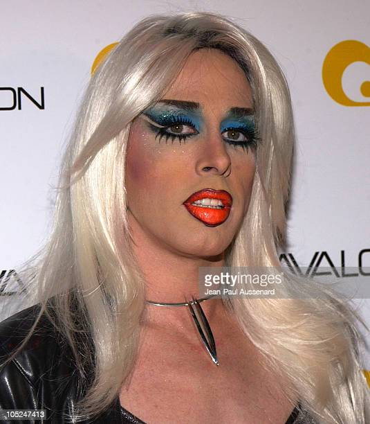 Alexis Arquette during Avalon Hollywood Grand Opening Arrivals at Avalon in Hollywood California United States