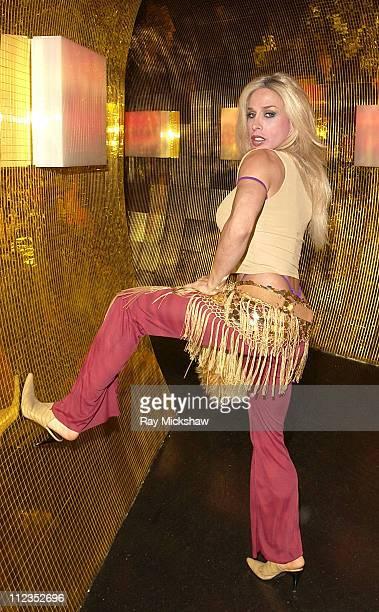 Alexis Arquette during CineVegas Film Festival Spun Premiere at Palms Hotel and Casino in Las Vegas Nevada United States