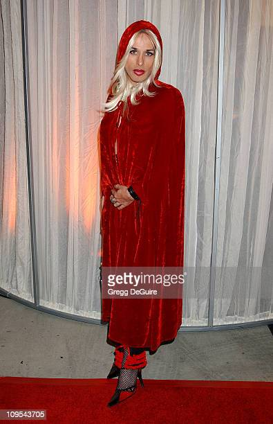 Alexis Arquette during Hugo Boss Celebrates The ReOpening Of Their Rodeo Drive Store at Hugo Boss Store in Beverly Hills California United States