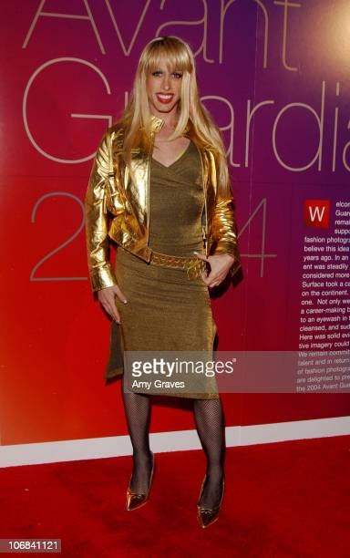 Alexis Arquette during The 7th Annual Avant Guardian Gala at Smashbox Studios in Culver City California United States
