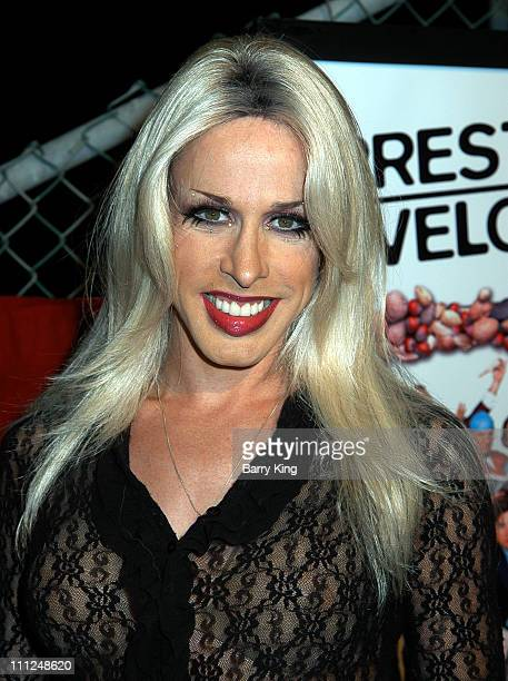 Alexis Arquette during Yacht Party for New Fox Series 'Arrested Development' at FantaSea Yacht in Marina Del Rey California United States