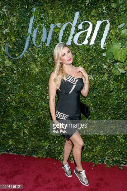 Alexis Bellino attends the 2015 Jordan Cabernet Release Day Party on May 01 2019 in Los Angeles California