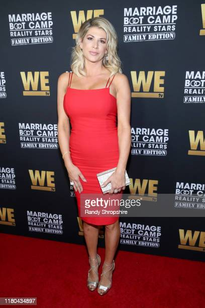 Alexis Bellino Celebrates The 100th Episode Of The Marriage Boot Camp Reality Stars Franchise And The Premiere Of Marriage Boot Camp Family Edition...