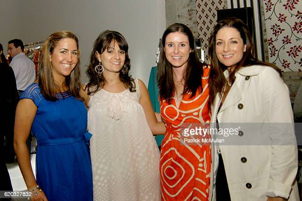 Alexis Blais Patricia Rallis Lauren Thayer and Lisa Rivera attend Photographers For Friends A Benefit for Friends In Deed at West 15th St on June 18...