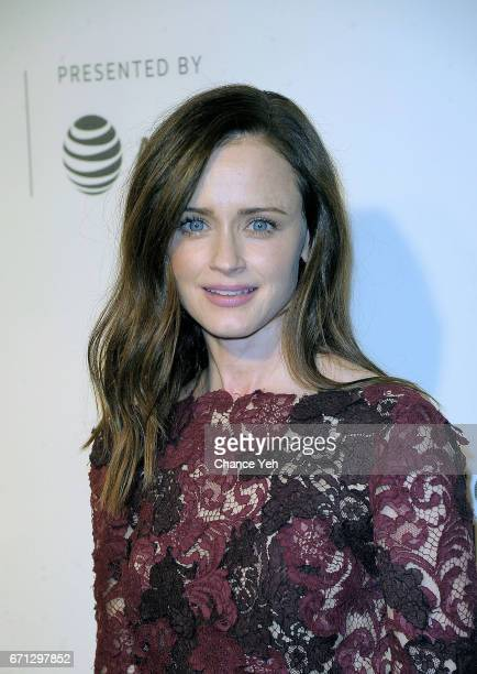 Alexis Bledel attends The Handmaid's Tale screening during 2017 Tribeca Film Festival at BMCC Tribeca PAC on April 21 2017 in New York City