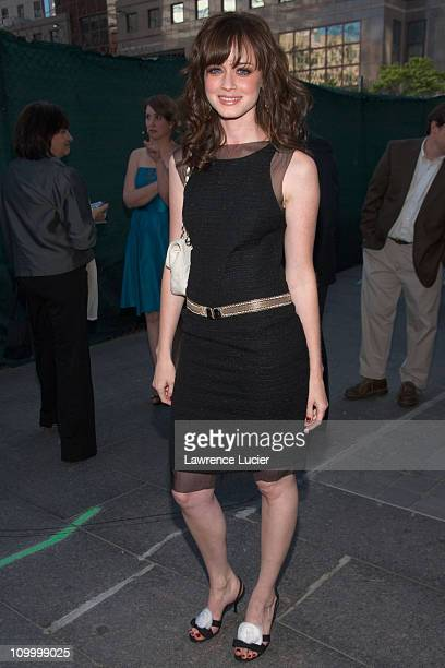 Alexis Bledel during 5th Annual Tribeca Film Festival I'm Reed Fish Premiere at Regal Cinemas Battery Park in New York City New York United States