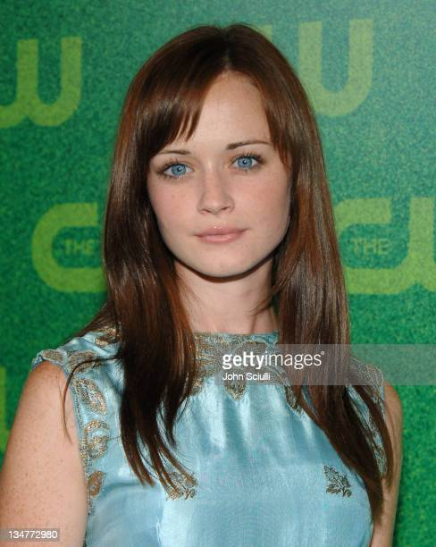 Alexis Bledel during The CW Summer 2006 TCA Party - Arrivals at Ritz Carlton in Pasadena, California, United States.