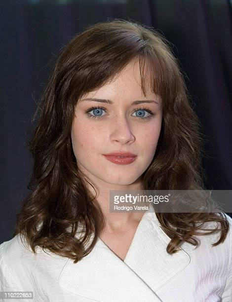 Alexis Bledel during 'The Sisterhood of the Traveling Pants' Miami Screening at Regal South Beach Cinema in Miami Beach Florida United States