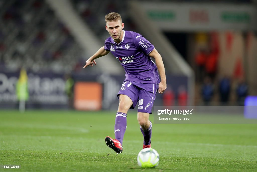 Toulouse FC v OGC Nice - Ligue 1 : News Photo